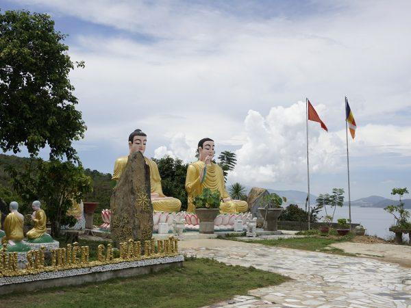 Hướng dẫn tham quan ngôi chùa cao nhất Nha Trang – Chùa Đa Bảo