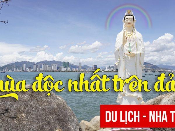 Ngôi chùa độc nhất trên đảo Hòn Đỏ Nha Trang: Chùa Từ Tôn