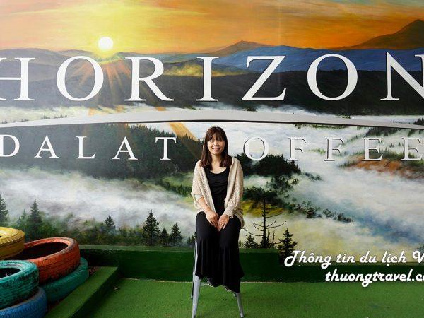"""Quán Horizon Coffee """"Khu vườn trên mây"""" có gì mà hot như vậy?"""