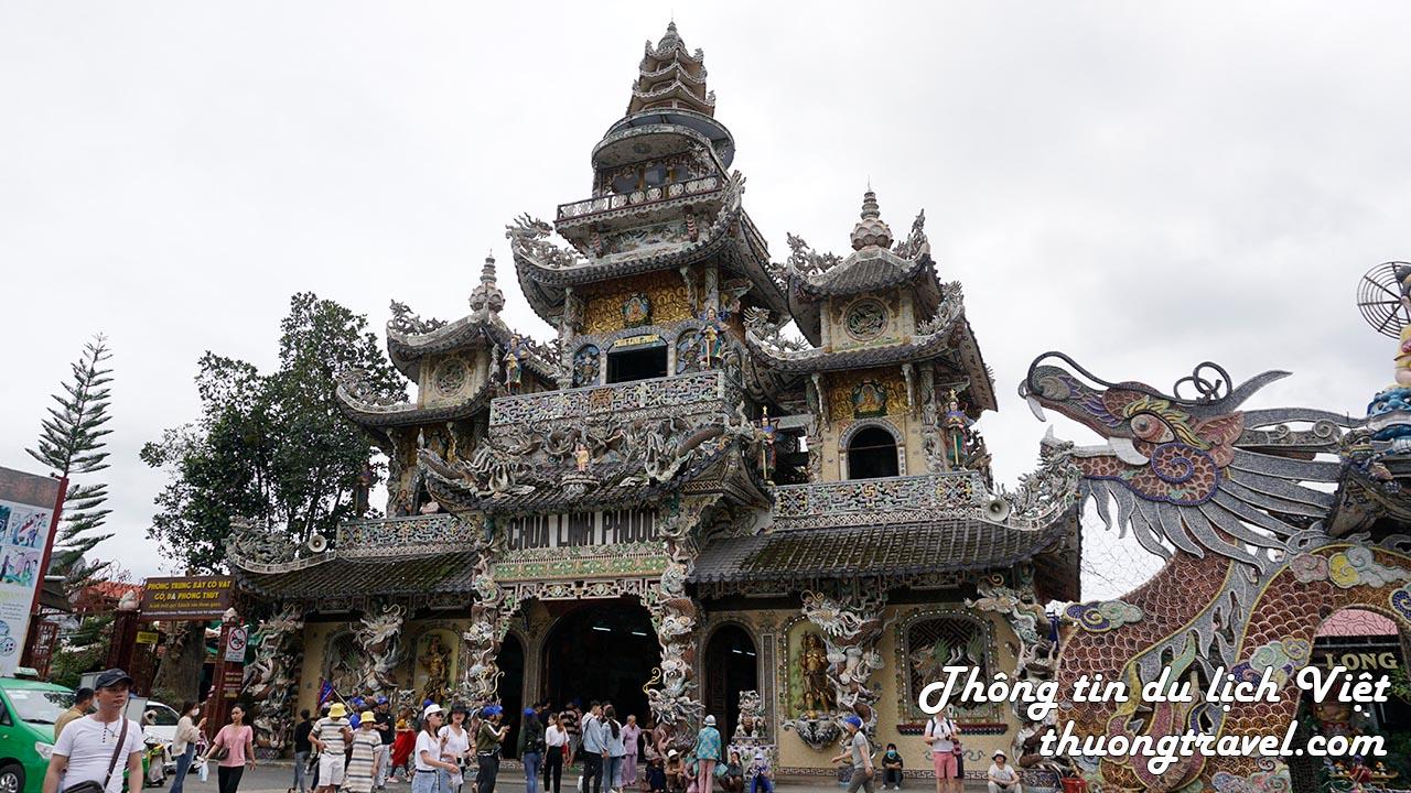 Lưu ý đặc biệt khi du lịch chùa Linh Phước Đà Lạt