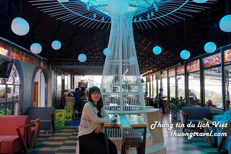 Cafe Horizon tại Đà Lạt