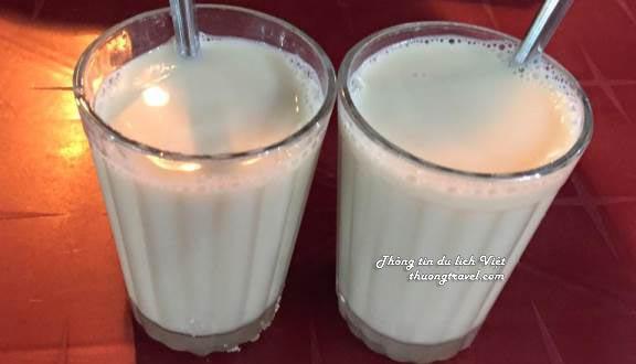 Sữa đậu nành tại Đà Lạt