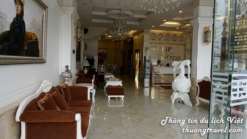 Khách sạn 2 sao tại trung tâm thành phố Đà Lạt