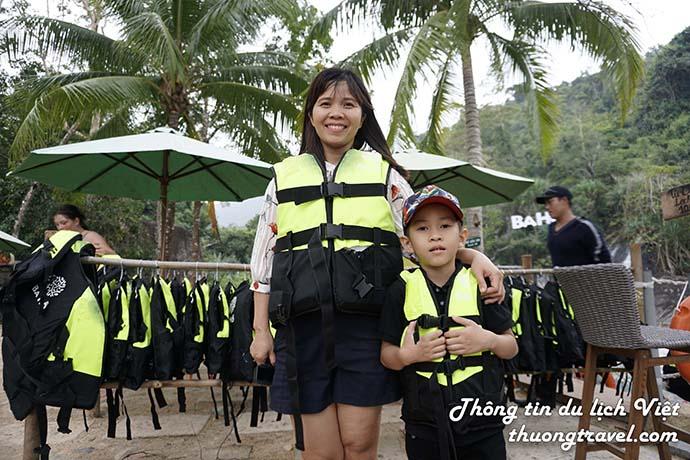 review khu du lịch Ba Hồ Nha Trang - thuongtravel